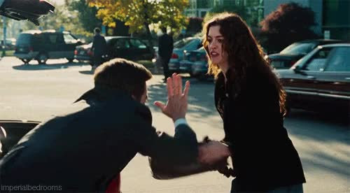 Watch anne hathaway GIF on Gfycat. Discover more related GIFs on Gfycat
