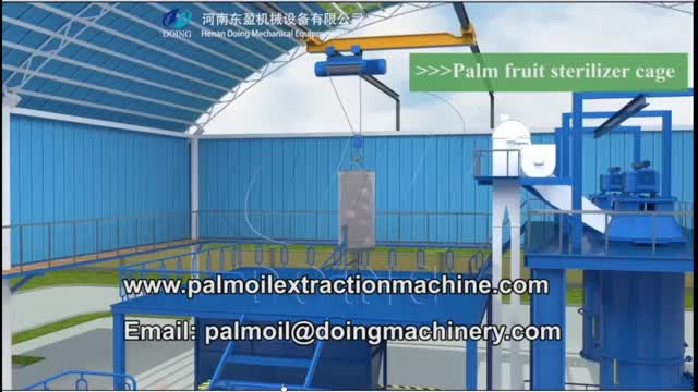 Watch and share Palm Fruit Thresher Machine, Palm Fruit Stripper To Separate Palm Fruit From Palm Fruit Bunches GIFs by Palm kernel oil expeller  on Gfycat