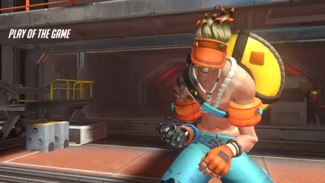 Watch junkrat GIF by @bittersteel on Gfycat. Discover more overwatch GIFs on Gfycat