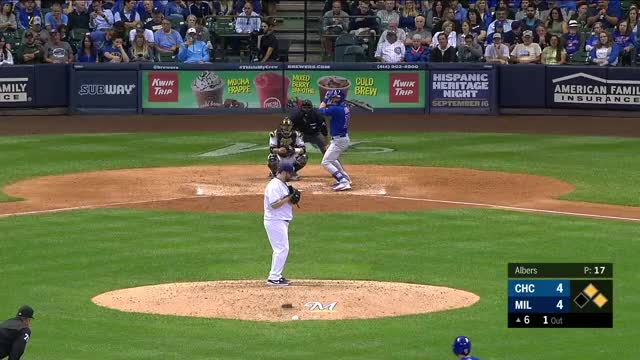 Watch and share Chicago Cubs GIFs and Baseball GIFs by r_amore on Gfycat