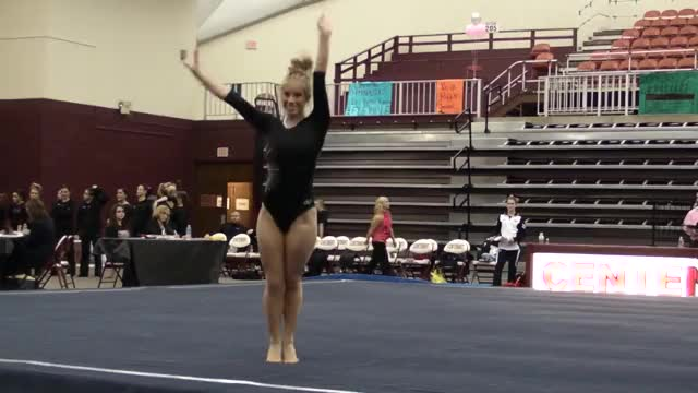Watch and share Gymnastics GIFs and University GIFs on Gfycat