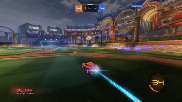 Watch and share DisCipleOfKhAoS Playing Rocket League GIFs on Gfycat