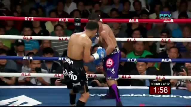 Watch Pinoy Pride 40: Donnie Nietes vs. Komgrich Nantapech GIF by @mikerr on Gfycat. Discover more 20170505sportsandaction, abs-cbn, abs-cbn sports, ahas, boxing, donnie nietes, ibf flyweight championship of the world, komgrich nantapech, main event, may 5 2017, philippines, pinoy pride 40, pinoy pride 40 full, sports, sports and action, ted lerner, thailand, waterfront cebu city hotel GIFs on Gfycat