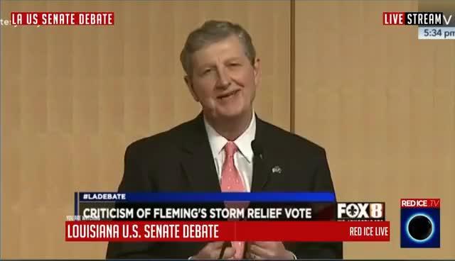 Watch and share Louisiana U.S. Senate Debate With David Duke GIFs on Gfycat