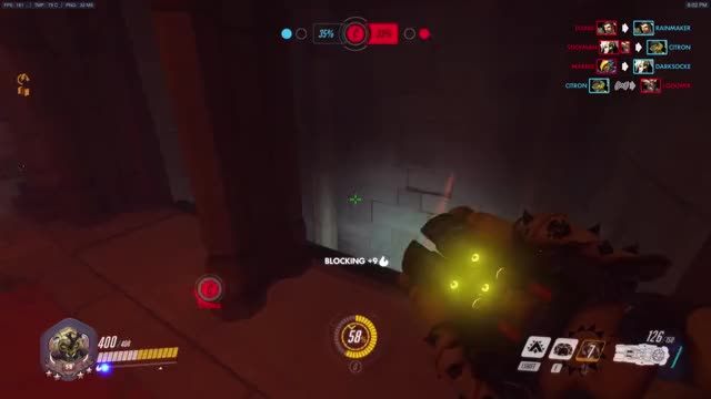 Watch and share Overwatch GIFs and Close GIFs by wurstcase on Gfycat
