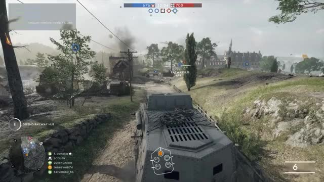 Watch Anti Air Tank GIF by @renesweb74 on Gfycat. Discover more battlefield 1, hunter, tank GIFs on Gfycat