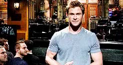 Watch Lesbians GIF on Gfycat. Discover more chemsedit, chris hemsworth, gif GIFs on Gfycat