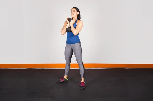 Watch and share Kettlebell Squat GIFs on Gfycat