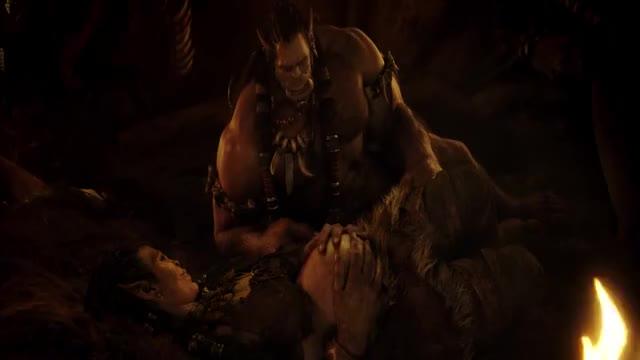 Warcraft (Durotan n Wife)