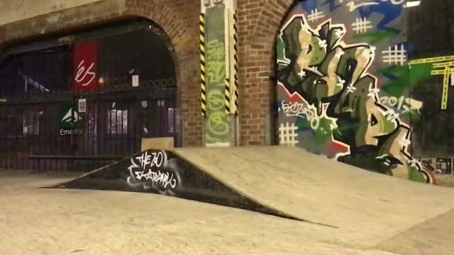 Watch Late Back foot double flip GIF by @jpwinn6 on Gfycat. Discover more skateboarding GIFs on Gfycat