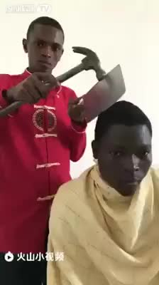 Watch and share 1 Dollar Hair Cut GIFs on Gfycat