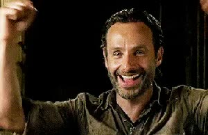 Watch this the walking dead GIF on Gfycat. Discover more andrew lincoln, the walking dead, walking dead GIFs on Gfycat