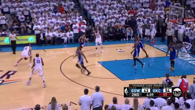 Watch and share Steven Adams' Pass GIFs by Коля Данилов on Gfycat