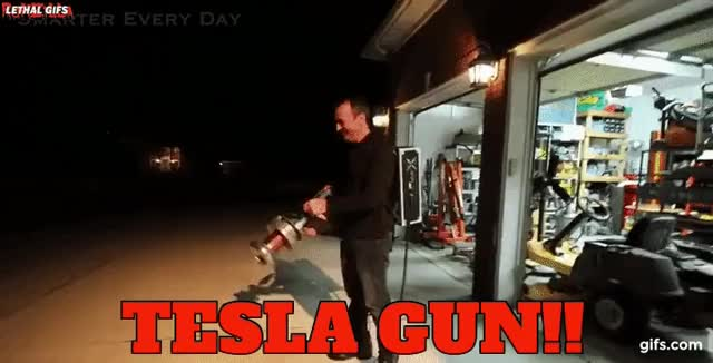 Watch and share Nikola Tesla GIFs and Electronics GIFs by Mick Lethal on Gfycat