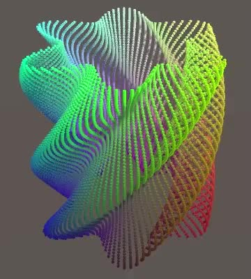 Watch and share Twisted Cylinder GIFs by Catlike Coding on Gfycat