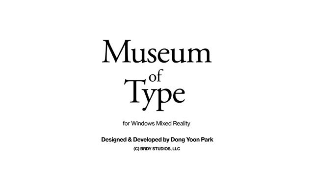 Watch MuseumOfType 2017Rev GIF by Dong Yoon Park (@cre8ivepark) on Gfycat. Discover more related GIFs on Gfycat