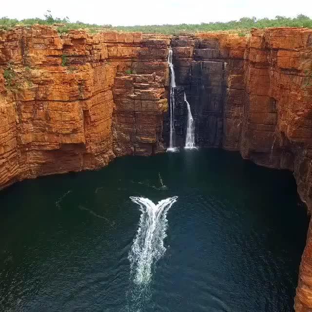 speed boat ride near Kimberly, Australia GIFs