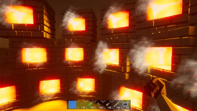 Watch and share Rocky Planet - Furnaces GIFs by jakubklementewicz on Gfycat