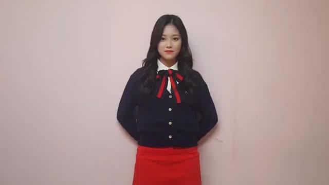 Watch and share - 이달의소녀 LOONA 현진 HyunJin GIFs by Cake on Gfycat