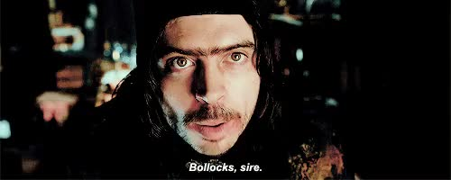 Watch and share Desolation Of Smaug GIFs and Alfrid Lickspittle GIFs on Gfycat