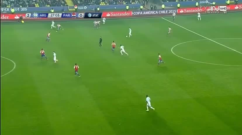 d10s, Assist #6 - Paraguay - Replay GIFs