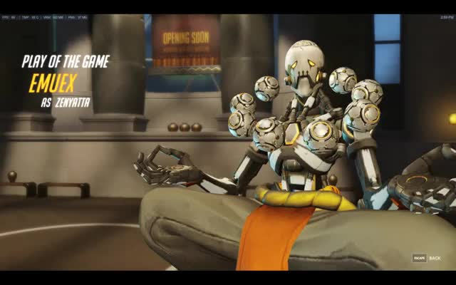 Watch and share Overwatch GIFs and Funny GIFs by emuex6 on Gfycat