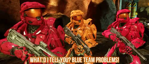 Watch and share Agent Washington GIFs and Red Vs Blue GIFs on Gfycat