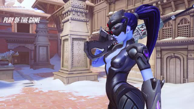 Watch i got accused of cheating GIF by Rose (@rosemuffinz) on Gfycat. Discover more overwatch, potg, widowmaker GIFs on Gfycat