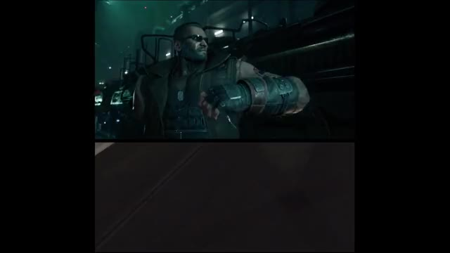 Watch and share FF7 Remake Vs Tech Demo GIFs by victorsoh on Gfycat