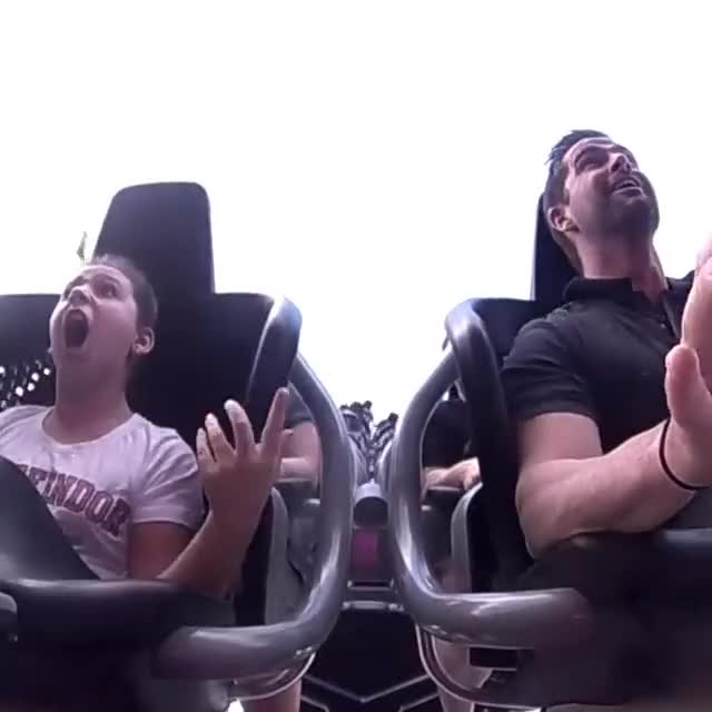 Watch and share Roller Coaster GIFs on Gfycat