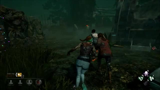 Watch and share Dbd GIFs by DeadlyCreature on Gfycat