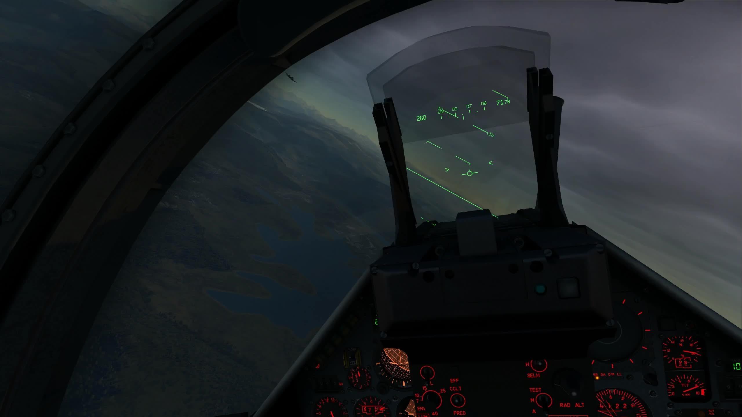 hoggit, Following an A-10A (reddit) GIFs