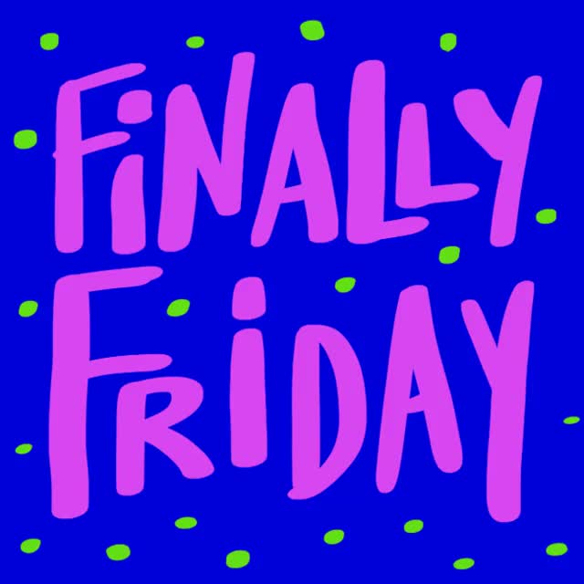 Watch and share New Trending GIF On . Party Yes Friday Weekend Neon Words Finally Yas Lettering Letters Viernes Finally Friday. Follow Me CooliPhone6Case On Twitter Facebook Google Instagram LinkedIn Blogger Tumblr Youtube GIFs on Gfycat