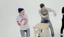 Watch and share Anyway Bye Guys Ily GIFs and Ft Rap Line GIFs on Gfycat
