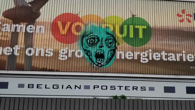 Watch and share Graffiti Billboard GIFs and Animated Graffiti GIFs by deomew on Gfycat