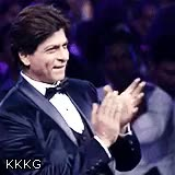 Watch and share Happy New Year GIFs and Shah Rukh Khan GIFs on Gfycat