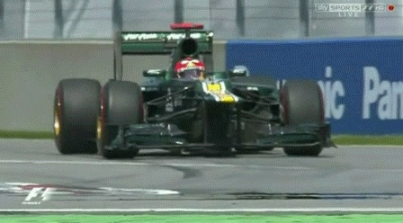 formula1, angry bird in Montreal (reddit) GIFs