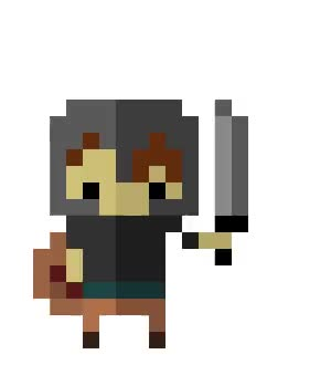 Watch and share Pixel Warrior GIFs on Gfycat