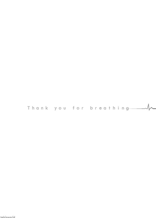 Watch and share Gifs Lyrics YG Entertainment Tablo Thank You For Breathing Fever's End GIFs on Gfycat