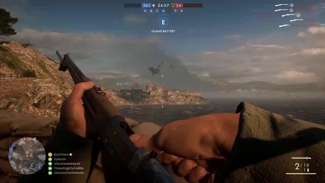 Watch Headshot GIF by @fcragan on Gfycat. Discover more battlefield, bf1, hitfilm GIFs on Gfycat