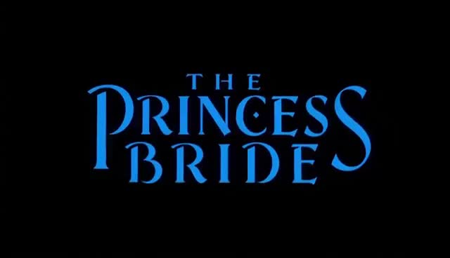 Watch PRINCESS BRIDE - Trailer GIF on Gfycat. Discover more related GIFs on Gfycat