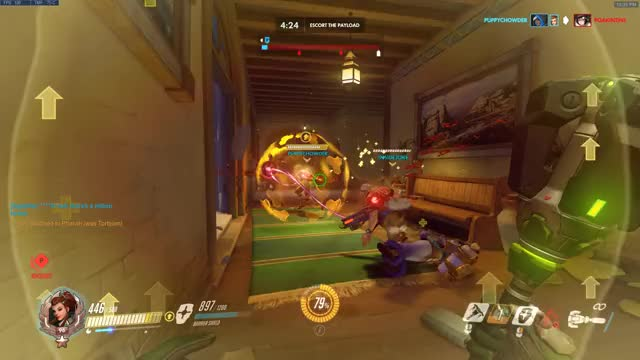 Watch and share Total Mayhem GIFs and Overwatch GIFs by daedskin on Gfycat