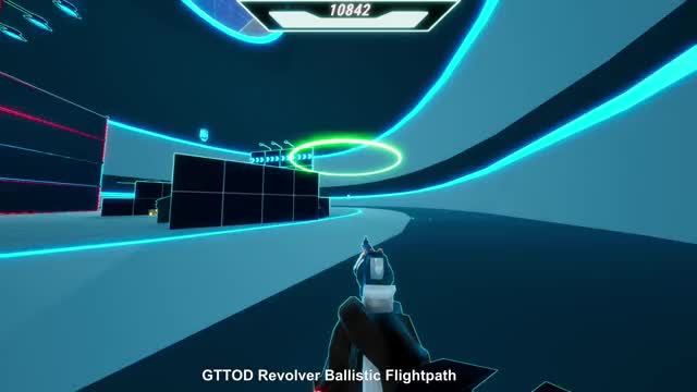 Watch and share GTTOD Revolver Ballistic Flightpath GIFs on Gfycat