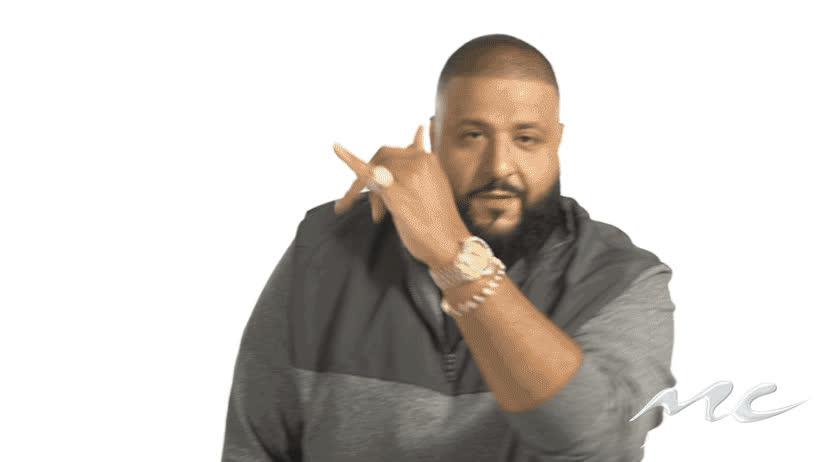 dj khaled, Music Choice GIFs
