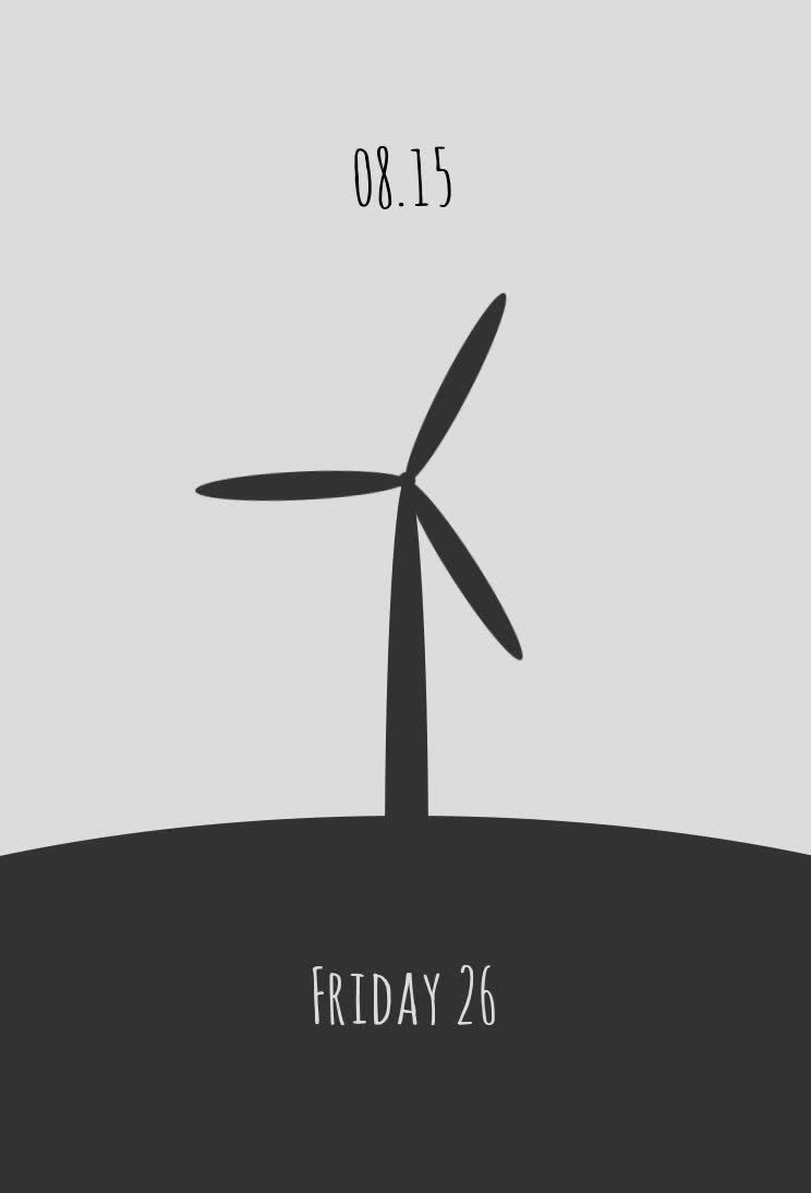 iosthemes, [WIP] Animating the Simple8 widget (reddit) GIFs