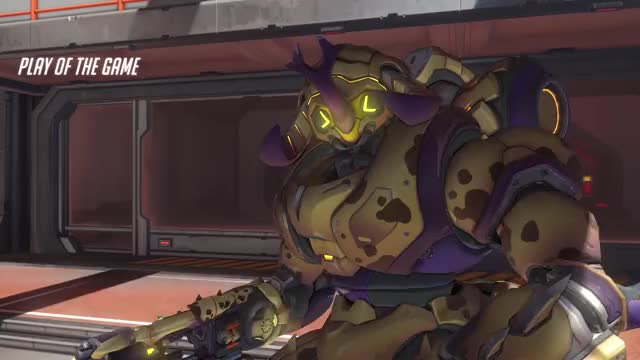 Watch highlight GIF on Gfycat. Discover more orisa, overwatch, potg GIFs on Gfycat