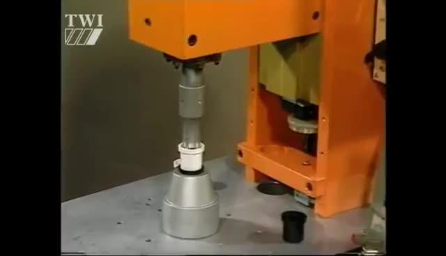 Watch and share Ultrasonic Welding Of Plastics GIFs on Gfycat