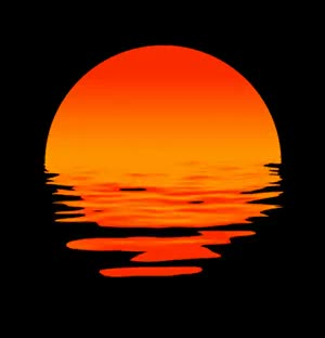 Watch and share Da Animated Sun Rising Sun Animated Clipart GIFs on Gfycat