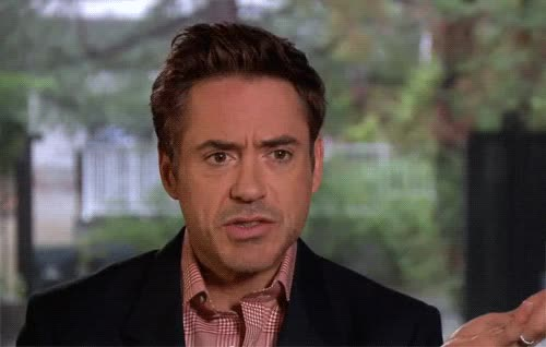 Watch and share Robert Downey Jr GIFs and What GIFs by Reactions on Gfycat