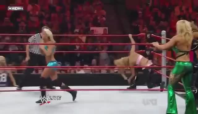 Watch and share Kelly Kelly Hand Spring GIFs on Gfycat